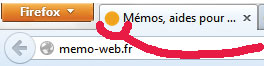 afficher un favicon sous wordpress